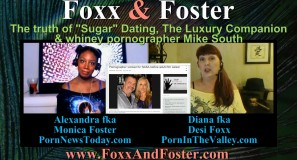 Foxx and Foster - Mike South Kayden Kross Sugardating sex trafficking