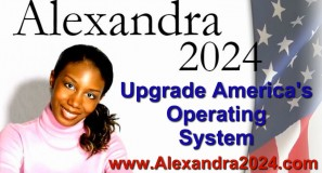 Alexandra Mayers 2024 Presidential candidate