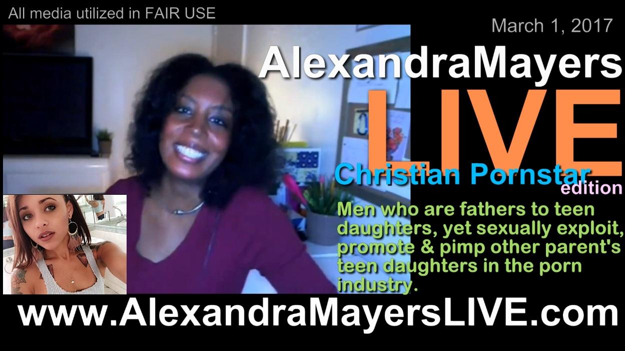 Alexandra Mayers live - holly hendrix