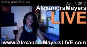 Alexandra Mayers LIVE - Monica At Home - Beware of the Trap House