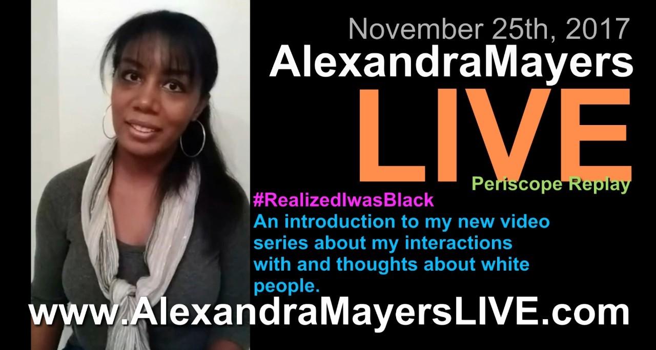 Alexandra Mayers LIVE